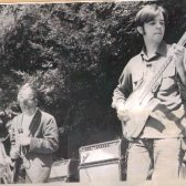 The Blue Grass Soul Band in Ukiah, CA - 1968