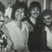 Deacon Jones, Keith Richards, Michael Osborn and Henry Parti