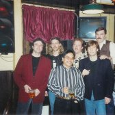 The Michael Osborn Band in Norway - January 1994