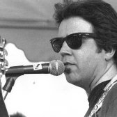 Michael Osborn at JJs Blues Festival in San Jose, CA - early 90s